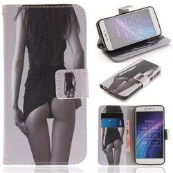 Sexy Girls PU Leather Wallet Case for Xiaomi Redmi 5A