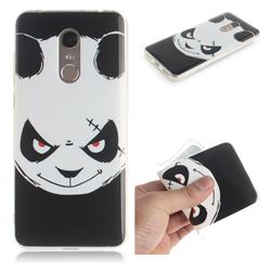 Angry Bear IMD Soft TPU Cell Phone Back Cover for Mi Xiaomi Redmi 5 Plus
