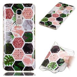Rainforest Soft TPU Marble Pattern Phone Case for Mi Xiaomi Redmi 5 Plus