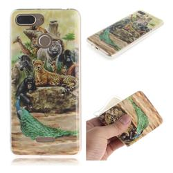 Beast Zoo IMD Soft TPU Cell Phone Back Cover for Mi Xiaomi Redmi 6