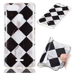Black and White Matching Soft TPU Marble Pattern Phone Case for Mi Xiaomi Redmi 6