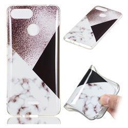 Black white Grey Soft TPU Marble Pattern Phone Case for Mi Xiaomi Redmi 6