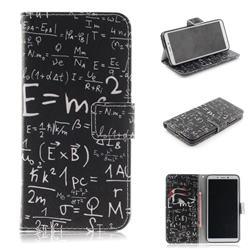 Formula PU Leather Wallet Case for Mi Xiaomi Redmi 6
