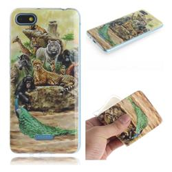 Beast Zoo IMD Soft TPU Cell Phone Back Cover for Mi Xiaomi Redmi 6A