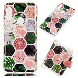 Rainforest Soft TPU Marble Pattern Phone Case for Xiaomi Mi A2 Lite (Redmi 6 Pro)