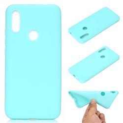 Candy Soft TPU Back Cover for Mi Xiaomi Redmi 7 - Green
