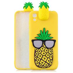 Big Pineapple Soft 3D Climbing Doll Soft Case for Mi Xiaomi Redmi 7A