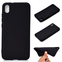 Candy Soft TPU Back Cover for Mi Xiaomi Redmi 7A - Black