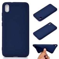 Candy Soft TPU Back Cover for Mi Xiaomi Redmi 7A - Blue