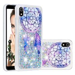 Fantasy Wind Chimes Dynamic Liquid Glitter Quicksand Soft TPU Case for Mi Xiaomi Redmi 7A