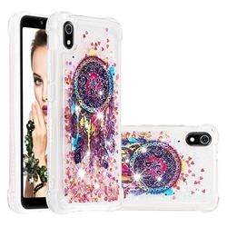 Seal Wind Chimes Dynamic Liquid Glitter Sand Quicksand Star TPU Case for Mi Xiaomi Redmi 7A
