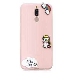 Kiss me Pony Soft 3D Silicone Case for Mi Xiaomi Redmi 8