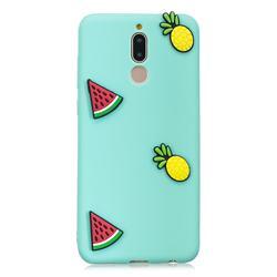 Watermelon Pineapple Soft 3D Silicone Case for Mi Xiaomi Redmi 8
