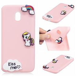 Kiss me Pony Soft 3D Silicone Case for Mi Xiaomi Redmi 8A