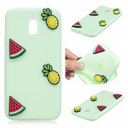 Watermelon Pineapple Soft 3D Silicone Case for Mi Xiaomi Redmi 8A