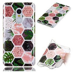 Rainforest Soft TPU Marble Pattern Phone Case for Xiaomi Redmi Note 4 Red Mi Note4