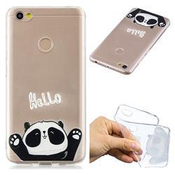 Hello Panda Super Clear Soft TPU Back Cover for Xiaomi Redmi Note 5A