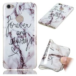 Forever Soft TPU Marble Pattern Phone Case for Xiaomi Redmi Note 5A