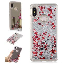 half off e177c c5b5f Glitter Sand Mirror Quicksand Dynamic Liquid Star TPU Case for ...