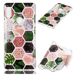 Rainforest Soft TPU Marble Pattern Phone Case for Xiaomi Redmi Note 5 Pro