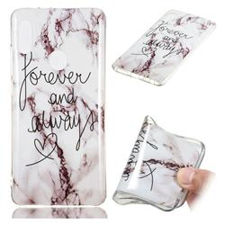 Forever Soft TPU Marble Pattern Phone Case for Xiaomi Redmi Note 5 Pro