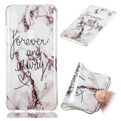 Forever Soft TPU Marble Pattern Phone Case for Mi Xiaomi Redmi Note 6