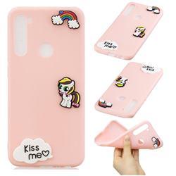 Kiss me Pony Soft 3D Silicone Case for Mi Xiaomi Redmi Note 8