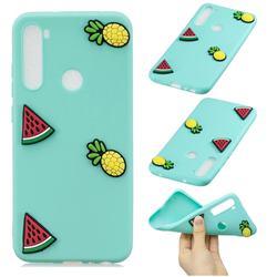 Watermelon Pineapple Soft 3D Silicone Case for Mi Xiaomi Redmi Note 8