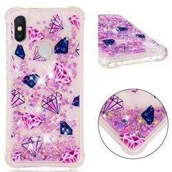 Diamond Dynamic Liquid Glitter Sand Quicksand Star TPU Case for Mi Xiaomi Redmi S2 (Redmi Y2)