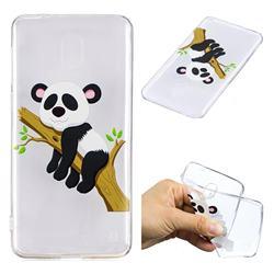 Tree Panda Super Clear Soft TPU Back Cover for Nokia 2