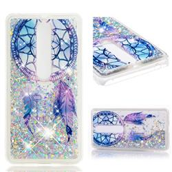 Fantasy Wind Chimes Dynamic Liquid Glitter Quicksand Soft TPU Case for Nokia 6 (2018)