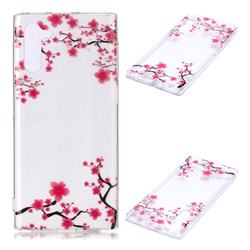 Maple Leaf Super Clear Soft TPU Back Cover for Samsung Galaxy Note 10 (6.28 inch) / Note10 5G