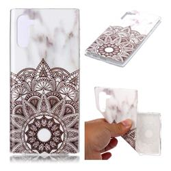 Mandala Soft TPU Marble Pattern Case for Samsung Galaxy Note 10 (6.28 inch) / Note10 5G