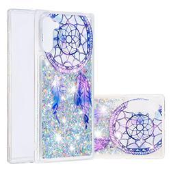 Fantasy Wind Chimes Dynamic Liquid Glitter Quicksand Soft TPU Case for Samsung Galaxy Note 10 (6.28 inch) / Note10 5G