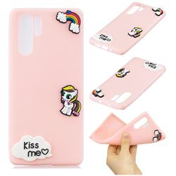 Kiss me Pony Soft 3D Silicone Case for Samsung Galaxy Note 10 Pro (6.75 inch) / Note 10+