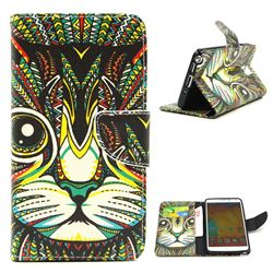 Cat Leather Wallet Case for Samsung Galaxy Note 3 N9000 N9005