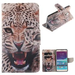 Puma PU Leather Wallet Case for Samsung Galaxy Note4