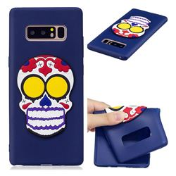 Ghosts Soft 3D Silicone Case for Samsung Galaxy Note 8