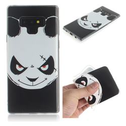 Angry Bear IMD Soft TPU Cell Phone Back Cover for Samsung Galaxy Note9