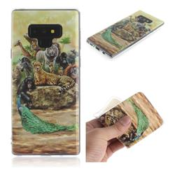 Beast Zoo IMD Soft TPU Cell Phone Back Cover for Samsung Galaxy Note9
