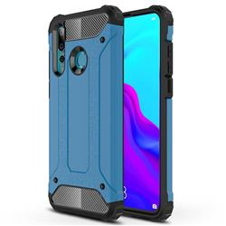 King Kong Armor Premium Shockproof Dual Layer Rugged Hard Cover for Huawei nova 4 - Sky Blue