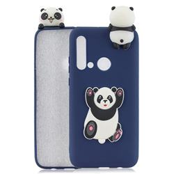 Giant Panda Soft 3D Climbing Doll Soft Case for Huawei nova 5i