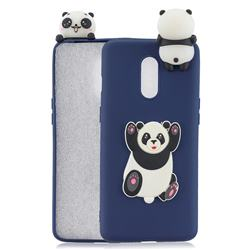 Giant Panda Soft 3D Climbing Doll Soft Case for OnePlus 7
