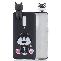 Staying Husky Soft 3D Climbing Doll Soft Case for OnePlus 7 Pro