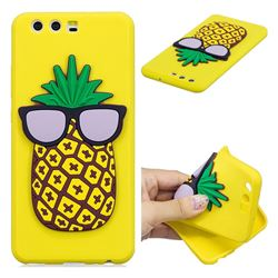Pineapple Soft 3D Silicone Case for Huawei P10