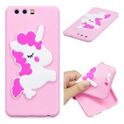 Pony Soft 3D Silicone Case for Huawei P10