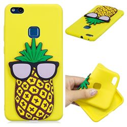 Pineapple Soft 3D Silicone Case for Huawei P10 Lite P10Lite