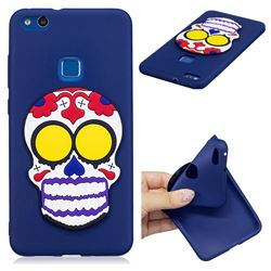 Ghosts Soft 3D Silicone Case for Huawei P10 Lite P10Lite