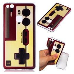 Classic Gamepad Super Clear Soft TPU Back Cover for Huawei P10 Lite P10Lite