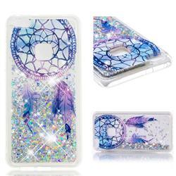 Fantasy Wind Chimes Dynamic Liquid Glitter Quicksand Soft TPU Case for Huawei P10 Lite P10Lite